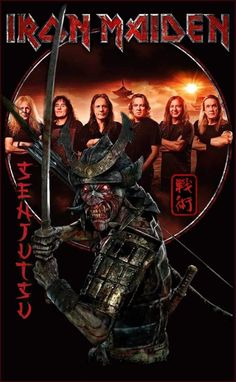 Arte Heavy Metal, Heavy Metal Rock, Nu Metal, Heavy Metal Bands, Iron Maiden Posters, Iron Maiden Band, Where Eagles Dare, Greatest Rock Bands, Rock Artists