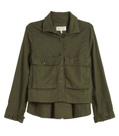 The Great Slouch Army Jacket