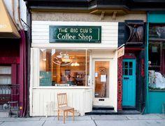 small coffee shop design - Google Search