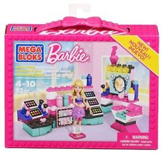 Mega Bloks Barbie Beauty Kiosk