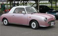 The Nissan Figaro