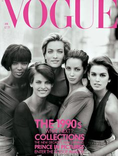 British Vogue Magazine Archive | British Vogue