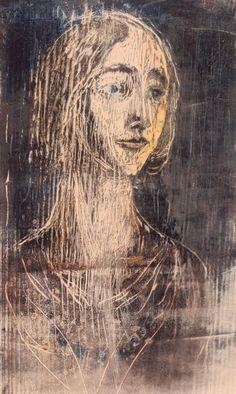 Edvard Munch | Birgitte III |1930 | Privatsammlung Courtesy Galleri K, Oslo © Reto Rodolfo Pedrini, Zürich #EdvardMunch #Munch #Art #Symbolism
