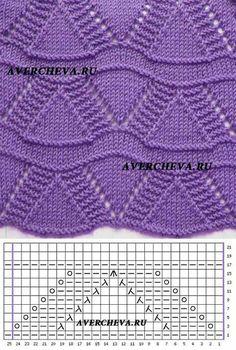 Lace knitting Knitting, Accessories, Fashion, Moda, Tricot, Fasion, Stricken, Knits, Breien