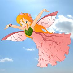 Fairy Giselle by Willemijn1991 on DeviantArt