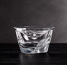 Pierpont Cut Crystal Barware | RH