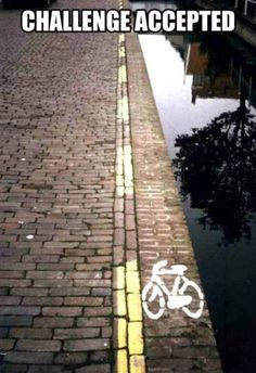 Challenge Accepted THECYCLINGBUG.CO.UK #thecyclingbug #cycling #bike