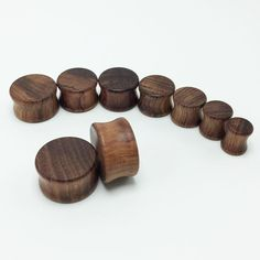 Free shipping, $0.66/Piece:buy wholesale 70pcs/set fashion men's wooden ear plugs tunnels big ear gauges expanders 8mm-20mm ear stretchers natural brown wood color for men wholesale from DHgate.com,get worldwide delivery and buyer protection service.