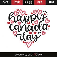 Happy Canada day Cricut Monogram, Monogram Frame, Cricut Canada, Canada Day Images, Canada Day Shirts, Canada Day Fireworks, Canada Day Crafts, Cricut Tutorials, Cricut Ideas