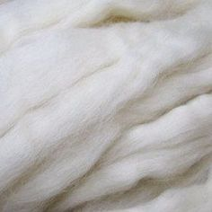 Paradise Fibers White Masham Wool (1lb Bag) 1lb