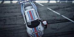 La nouvelle Porsche 911 GT3 Cup MARTINI