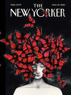 greatest magazine covers | NEW YORKER | Magazine Covers
