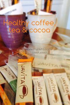 Javita coffee, tea & cocoa www.myjavita.com/coffee4u