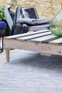 Blog Déco SoLoveLy... [décoration]: Table basse récup