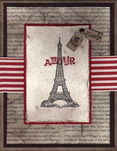 #Amour #Paris [quem sabe um dia, à beira do Sena...]