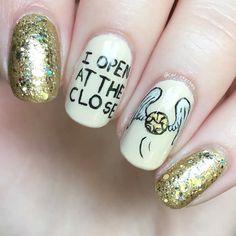 Harry Potter-rajongó vagy? Akkor ezeket a manikűrötleteket imádni fogod! - Starity.hu