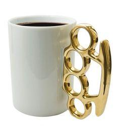 Mug Poing Américain, 14,95€
