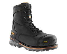 "Work Boots 8"" - Boondock - Black - Timberland PRO"