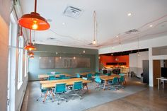 Weld:coworking place in Dallas (USA)