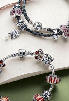 #Pandora bracelets