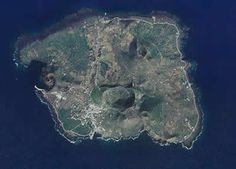 linosa island, italy