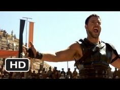 Gladiator (4/8) Movie CLIP - Are You Not Entertained? (2000) HD - YouTube
