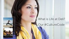 Every company you're a part of has its own culture. Here's ours. It's how we live and work at Dell: http://en.community.dell.com/dell-blogs/direct2dell/b/direct2dell/archive/2014/10/27/don-t-create-your-company-culture-discover-it #CultureCode #companyculture