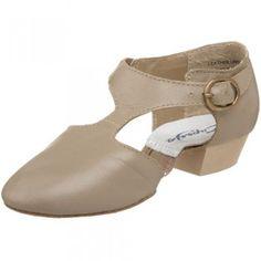 I like dancing in these. Pedini by Capezio
