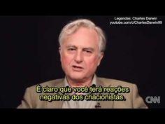 Richard Dawkins fala sobre religião e ateísmo