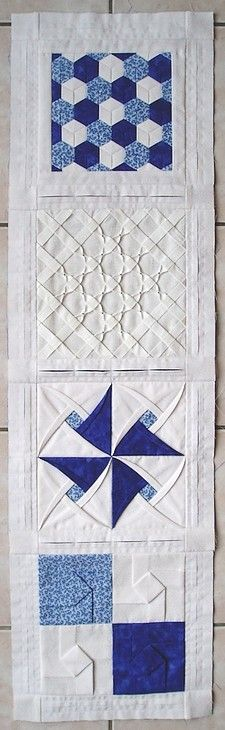 FABRIC MANIPULATION QUILT....................PC
