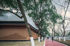 The renovation of Liangshu Art Museum locates in a historical landscape zone of Nanchang, cohering the Chinese garden and the city. Upon completion, Liangshu Art Museum becomes a public facade of the city, as well as an important context of citizens' leisure activities. The original building was a tea house of the Bayi Park for years. Although its exterior component suffered different degrees of damages after years of usage and vacancy, you could still easily find its elegant physical…