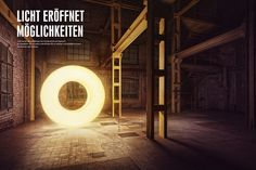 Elevite - Image-Broschüre Stockmar, Lightning, Creative, Layout, Cool Stuff, Gallery, Design, Behance, Image