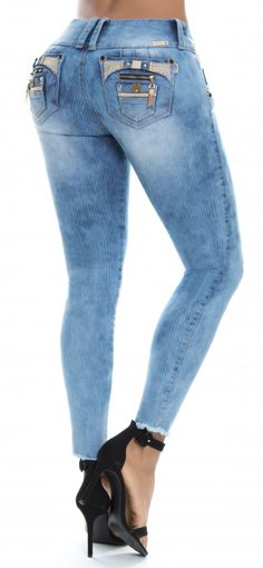 Jeans levanta cola REVEL 56152