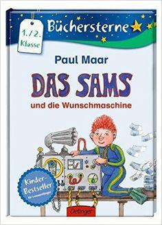 Das Sams und die Wunschmaschine: Mit 16 Seiten Leserätseln und -spielen Büchersterne: Amazon.de: Paul Maar: Bücher