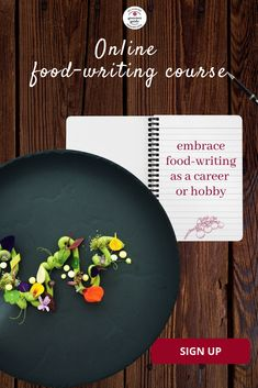 There's something new on the menu for food lovers  Our popular food-writing course is now online – eight chapters and 12 assignments to help you make food-writing your career or hobby. Creative, unintimidating and inspiring, rather than purely theoretical, it can be completed in a few weeks, or longer. Applications are open via our website.   #jhpgourmetguide #gourmetguide #onlinewritingcourses #foodwriting #upskillyourself #onlinecourses #fortheloveoffood #loversofwriting… Online Writing Courses, Online Courses, Popular Food, Popular Recipes, Food To Make, Career, Menu, Lovers, Website
