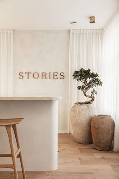 Stories - Therapist co-working space - Interior Design by Studio 34 South Commercial Interior Design, Commercial Interiors, Hotel Boutique, Off White Walls, Space Interiors, Workspace Design, Fireplace Remodel, Co Working, Beautiful Space