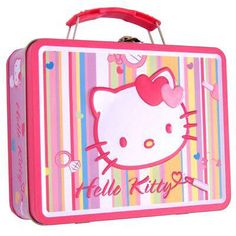 fa67efc510 125 Best I ❤ Hello Kitty metals Lunch Box images