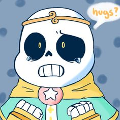 Yes! I will give you hugs! Don't cry!