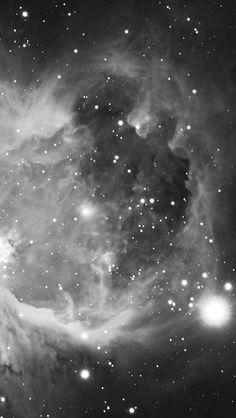 Star nebula in the Andromeda Galaxy