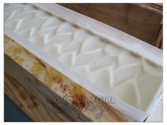 """Southern Girl Soapery handmade soap """"Nonsense"""" with shea, cocoa butter, & avocado oil.  www.facebook.com/SouthernGirlSoapery"""