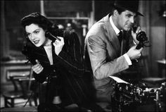 His Girl Friday :)