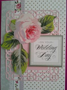 Card Made By Me Using Anna Griffin Supplies. | Anna Griffin | Pinterest |  Anna Griffin, Anna And Anna Griffin Cards