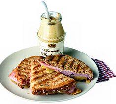 Stevige ham-kaas tosti - Recept - Jumbo Supermarkten