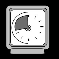 picto: time timer