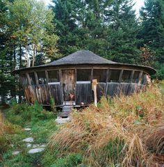 Moon to Moon: The Yurt compound of William Coperthwaite