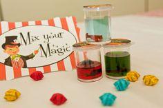 Boys Magic Themed Birthday games
