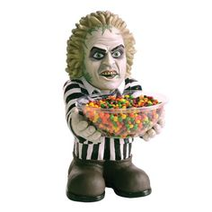 Beetlejuice Candy Bowl Holder - Rubies - Beetlejuice - Dining and Entertaining at Entertainment Earth