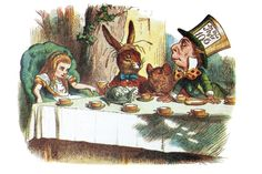 Alice in Wonderland Quotes - 'Curiouser and Curiouser'