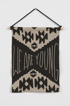 We Are Young Flag