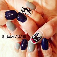 ☆OJ nail&eyelash☆ 03-6277-4441 www.ojsalon.com #nail #naildesign…